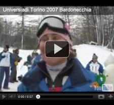 Universiadi 2007:: Intervista a Raffaella